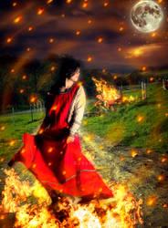 Fire Dance by Kouzaku