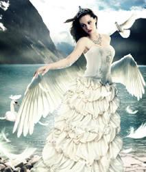 Swan Lake by Kouzaku