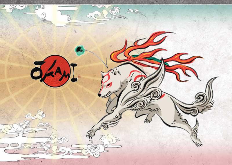 Okami Wallpaper By ThoronWild