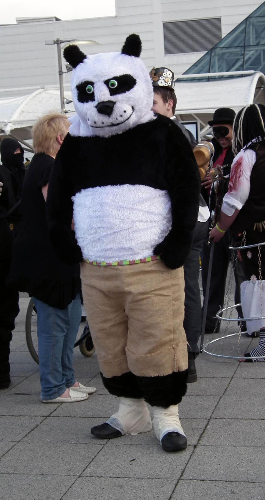 Fursuit Panda kung fu panda fursuitthoronwild on deviantart