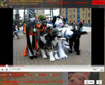 London mcm expo 2011 vids by ThoronWild