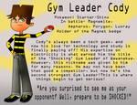 Gym Leader Cody