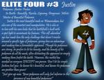 Elite Four Justin
