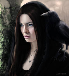 Evelynn Black (Xevaera) by Zynthex