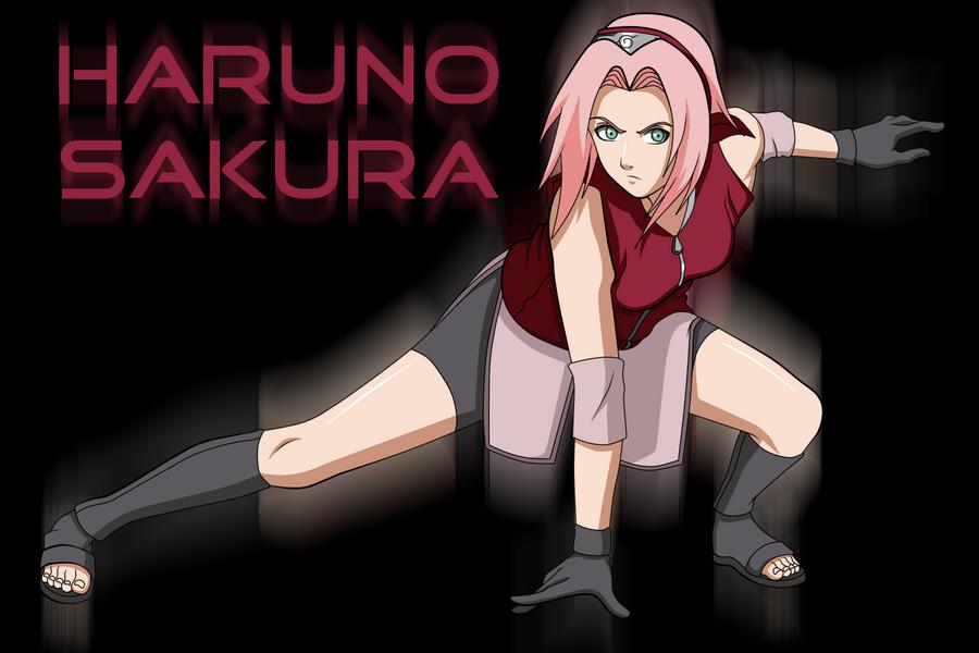 Sakura Haruno by kleenesoph on DeviantArt