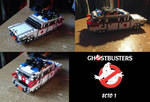 GhostBusters Ecto 1 Bead Sprite Mobile