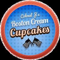 Boston Cream Cupcakes by Echilon