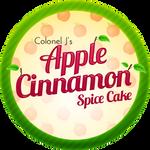Apple and Cinnamon Spice Cake