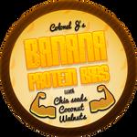 Banana Peanut Butter Protein Bars