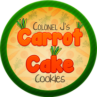 Carrot Cake Cookies by Echilon