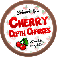 Cherry Depth Charges by Echilon