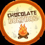 Chocolate Bonfire Cupcakes