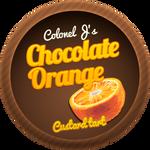 Chocolate Orange Custard Tarts