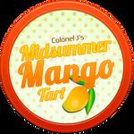Midsummer Mango Tarts