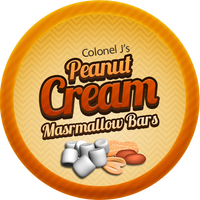 Peanut Cream Marshmallow Bars by Echilon