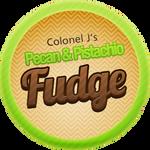 Pecan and Pistachio Fudge