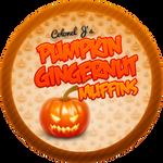 Pumpkin Gingernut Muffins