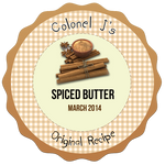 Spiced Butter
