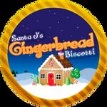 Gingerbread Biscotti by Echilon