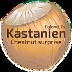 Kastanien - Chestnut Cookies