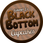 Swingin Blackbottom Cupcakes