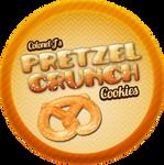 Pretzel Crunch Cookies