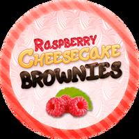 Raspberry Cheesecake Brownies by Echilon