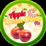 Apple and Cream Cheese Pie