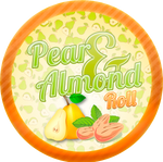 Pear and Almond Roll