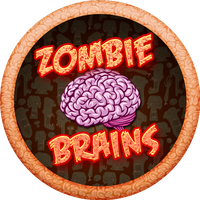 Zombie Brain Pudding by Echilon