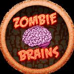Zombie Brain Pudding