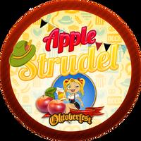 Swingin Apple Strudel by Echilon