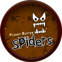 Peanut Butter Spiders by Echilon