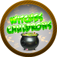Witches Cauldron Chocolate Cupcakes by Echilon
