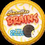 Banoffee Brains