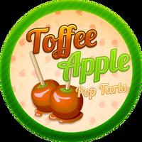 Toffee Apple Poptarts by Echilon