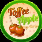 Toffee Apple Poptarts