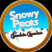 Snowy Peaks Cupcakes by Echilon