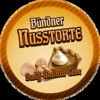 Buendner Nusstorte by Echilon