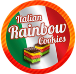 Italian Rainbow Cookies by Echilon