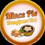 Mince Pie Frangipane Tart