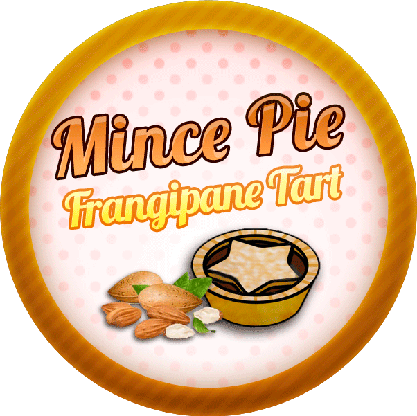 Mince Pie Frangipane Tart by Echilon