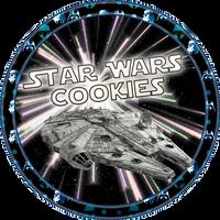 Star Wars Cookies by Echilon