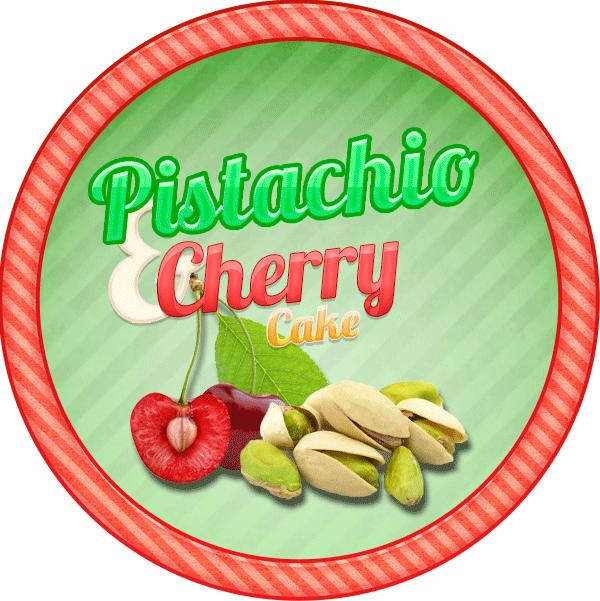 Pistachio Cherry Cake by Echilon