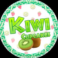 Kiwi Cupcakes