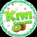 Kiwi Cupcakes by Echilon
