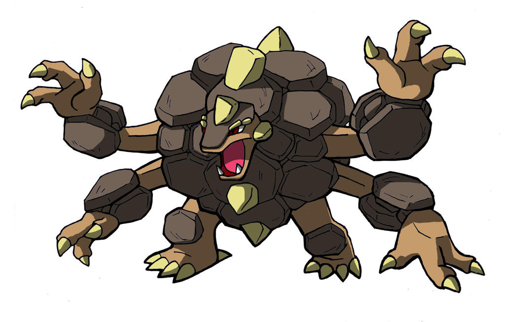 Mega Golem by axemeagain on DeviantArt