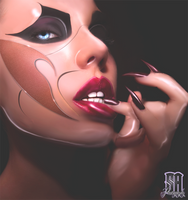 Angelina by Tyggerton