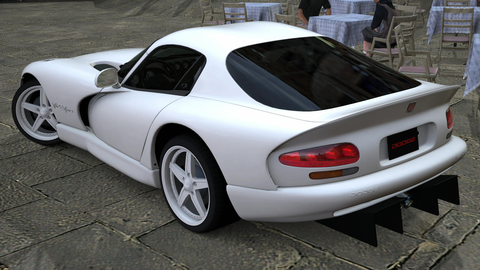 Dodge Viper GTS - 2 by Diman-P on DeviantArt