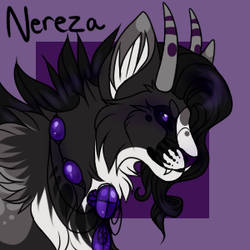 Nereza: Fall Event NPC by frappeholic
